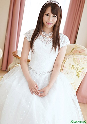 Caribbeancom 030621-001 押しに弱い花嫁 ~ドレスの担当者と挙式前夜に中出しNTR~