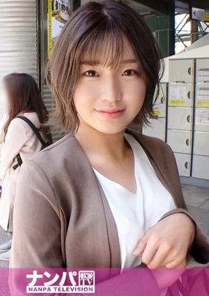 200GANA-2493  マジ軟派、初撮。 1643 関西弁にほわっとした笑顔の癒し系!でも押しに弱いむっつりスケベなお姉さんは耳攻めで即堕ち!トロンとした表情でされるがまま感じまくる!