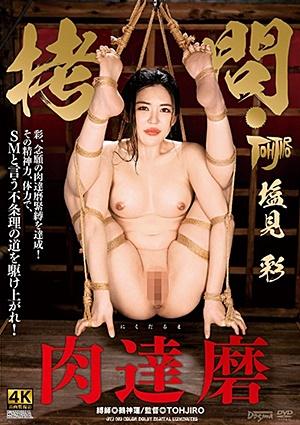 GTJ-093 拷問・肉達磨 塩見彩