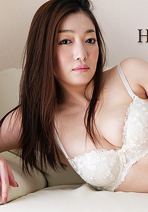 HEYZO-2425 セックスしたい!欲求不満な人妻~溜まりまくってマス!~ - 江波りゅう