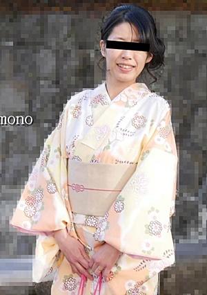 HEYZO-2490 和服が似合う人妻をハメてみました - 若菜百合子